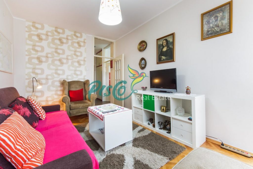 Sale of a three bedroom apartment near the Gintaš Shopping Center