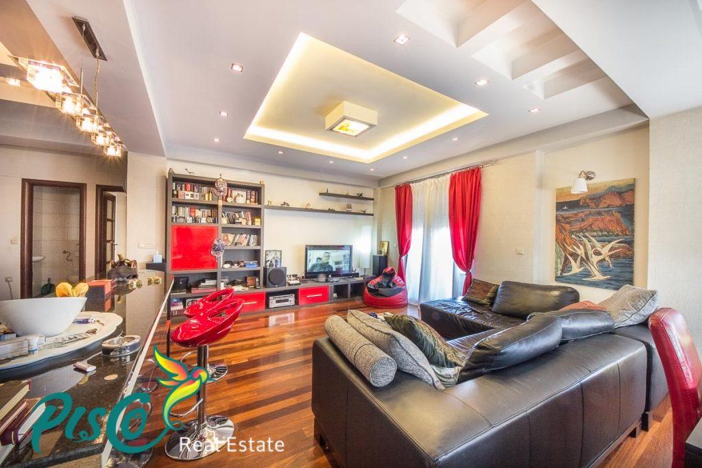 Lux stan 72 m2 zgrada Beneton | Prodaja stanova | Podgorica