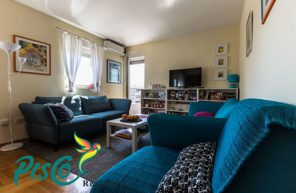 Two bedroom semi-furnished apartment in the heart of Old Airport