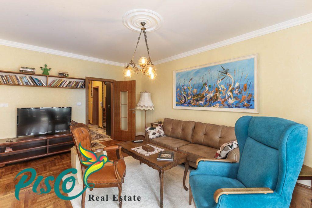 Izdavanje  Podgorica | Dvosoban lux namješten stan