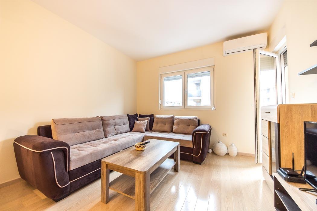 One bedroom apartment City Quart   For Rent   Podgorica, Montenegro