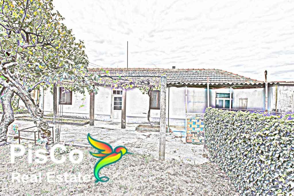 Kuća na početku Konika sa gradjevinskom dozvolom