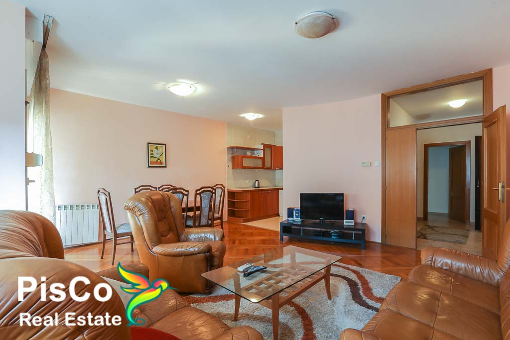 Two bedroom apartment on excellent location – Podgorica Real Estate