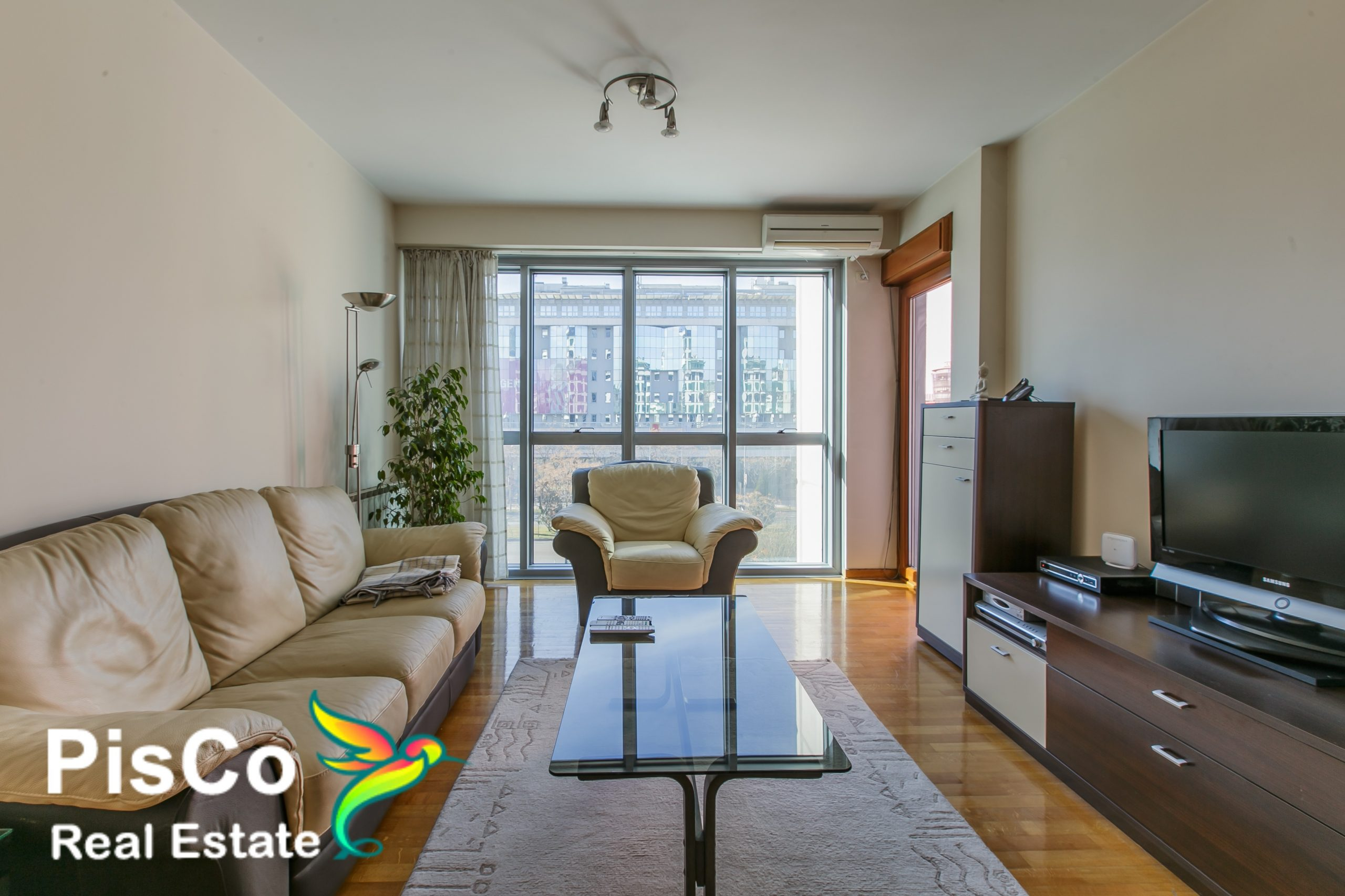 Two bedroom apartment in Maksim building   Real Estate Podgorica