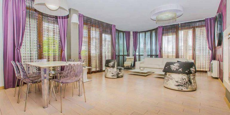 Prodaja stanova Podgorica - Trosoban preko morače