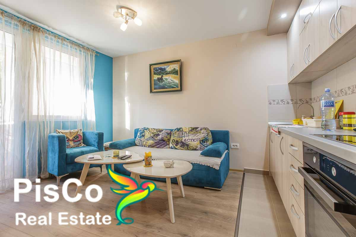 Real Estate Podgorica | For Sale | One bedroom apartment 44m2