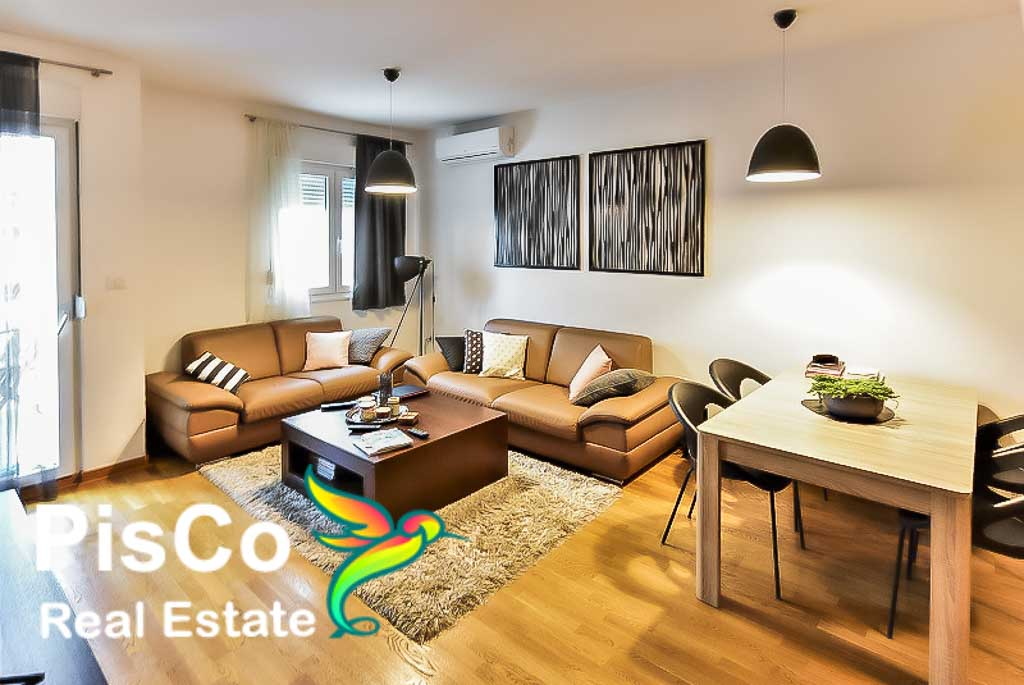 For Rent | Lux two bedroom apartment in City Quarter | Podgorica