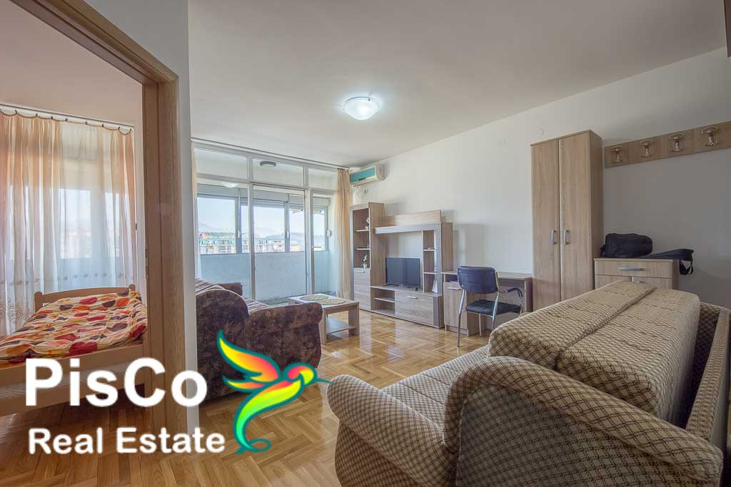 One bedroom apartment for rent in ul. Marko Radovic | Podgorica
