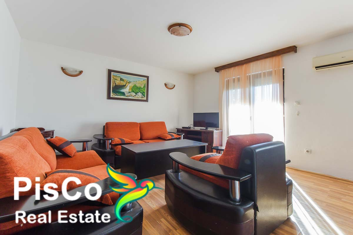 Two bedroom apartment for rent at Old Airport | Podgorica