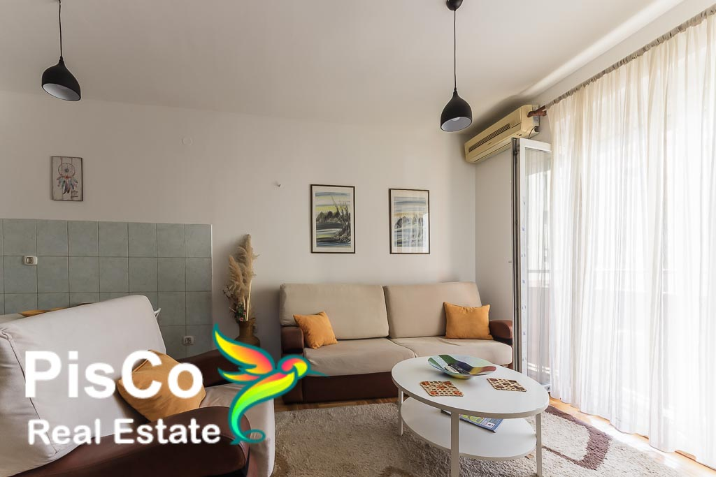 Izdaje se dvosoban stan na Zabjelo | Podgorica