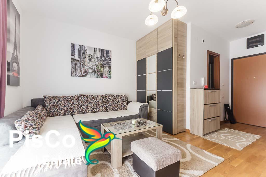 Studio for rent in City Kvart   Podgorica