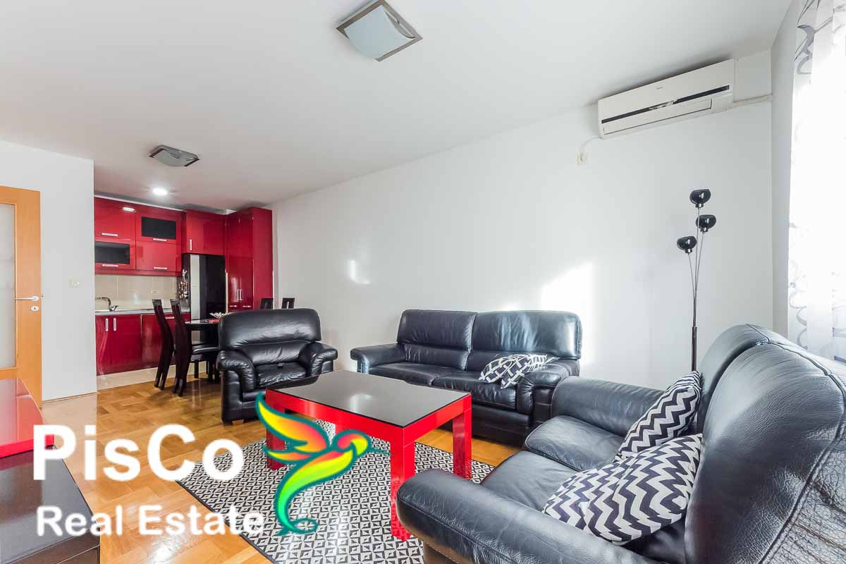 Luxury two bedroom apartment for rent at Old Airport | Podgorica
