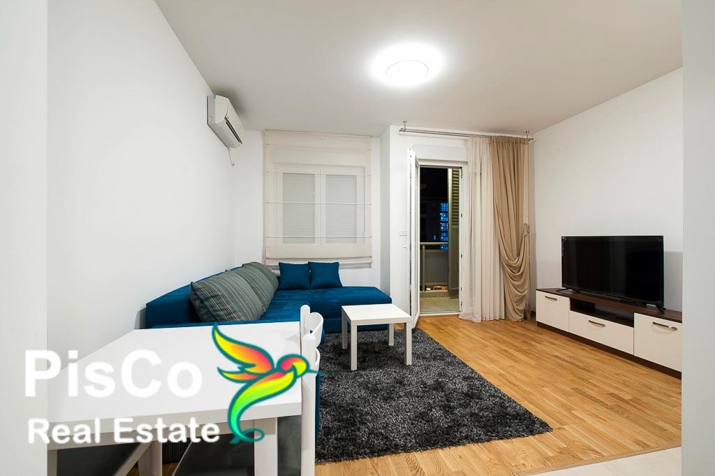 Luxury studio for rent in City Kvart | Podgorica