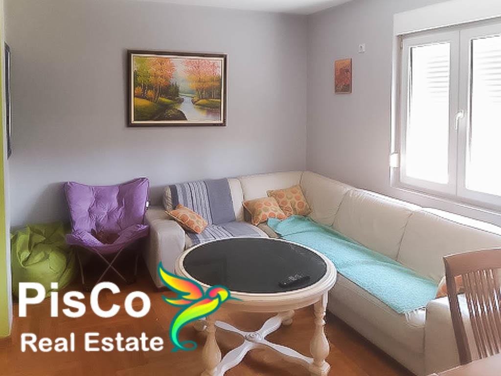 Prodaje se dvosoban stan na Draču | Podgorica