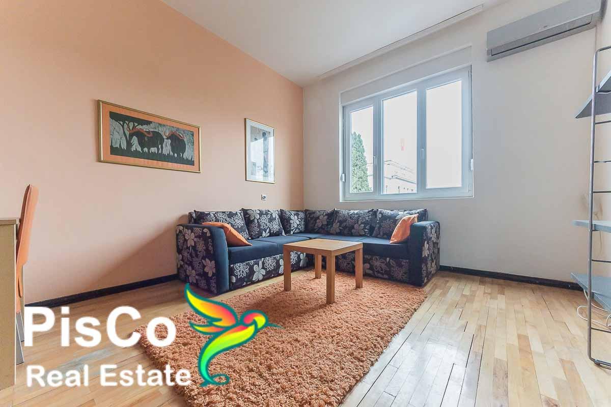 Jednosoban stan u centru grada Iznajmljivanje stanova | Podgorica