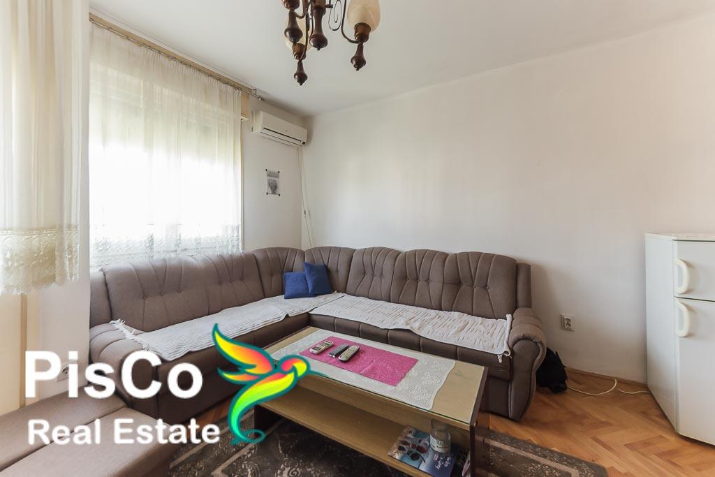 Studio for rent near Gintaš ul. July 4 | Podgorica