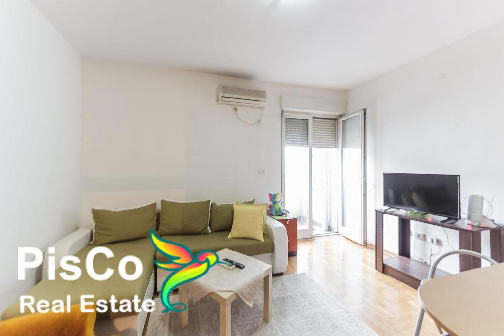 Studio apartment for rent at Stari Aerodrom Podgorica