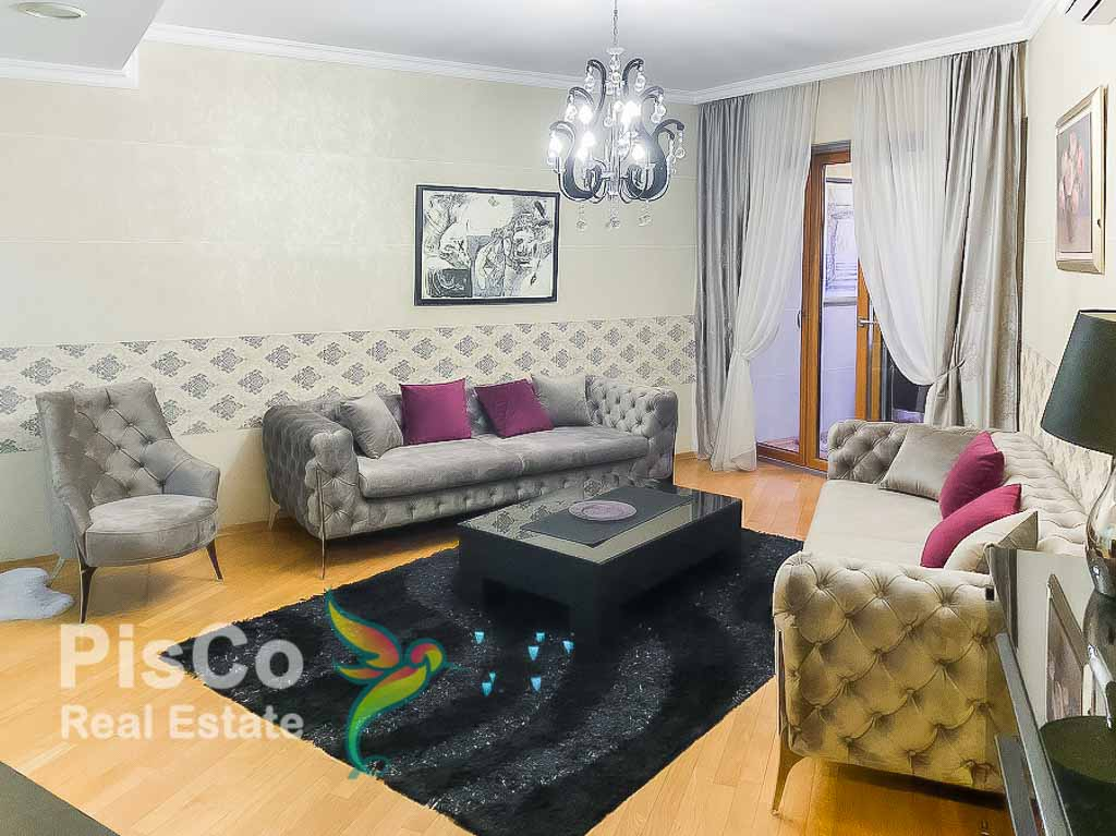 Lux two bedroom apartment for rent Nikić building | Podgorica