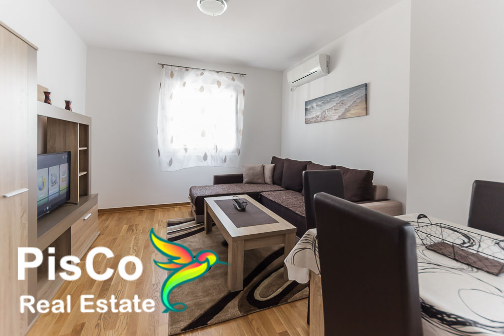 One bedroom apartment for rent in City Quarter Podgorica