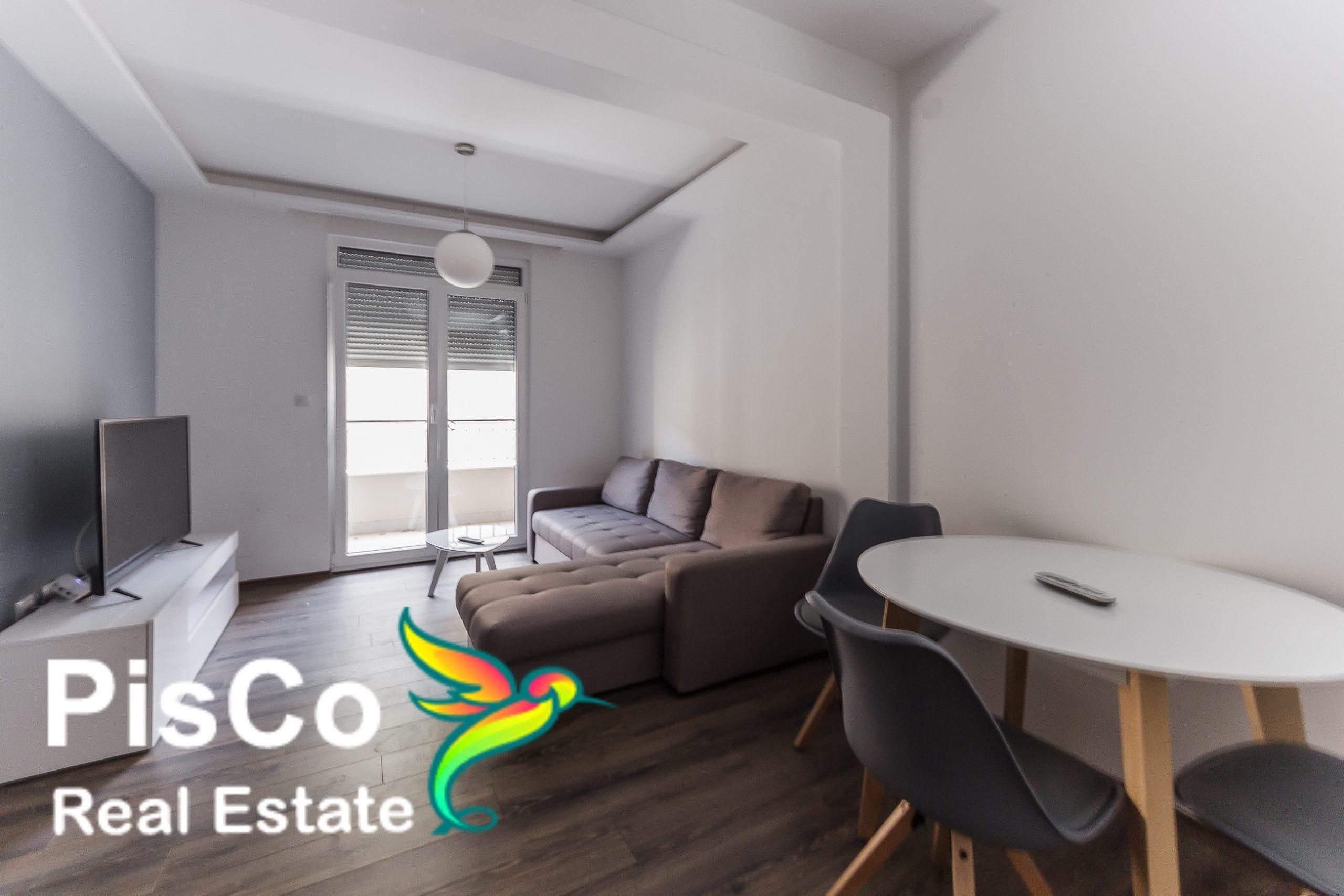 Lux one bedroom apartment for rent in Dalmatia Podgorica