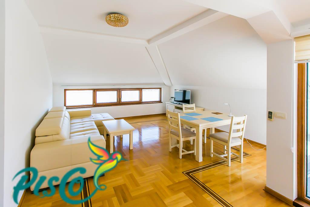 Dvosoban luksuzni apartman 108m2 – Novogradnja – Budva