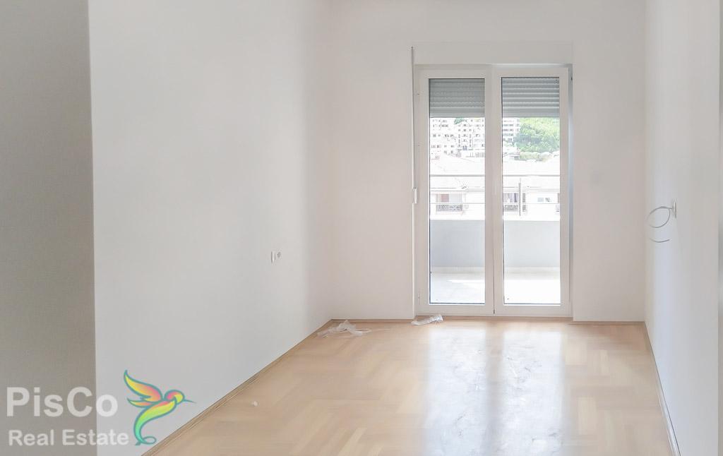 Jednosoban stan 43m2 – Novogradnja – Budva