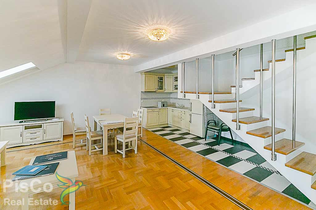 Luksuzan Penthouse 130m2 – Novogradnja Budva