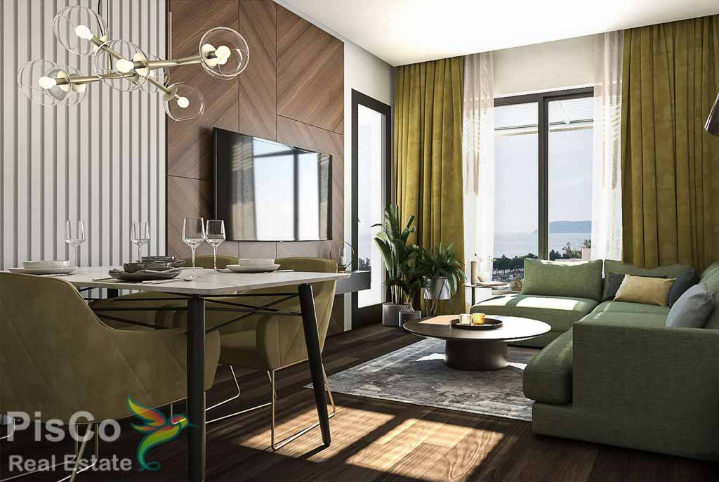 Ideal Apartment for Big Family- Bar – New