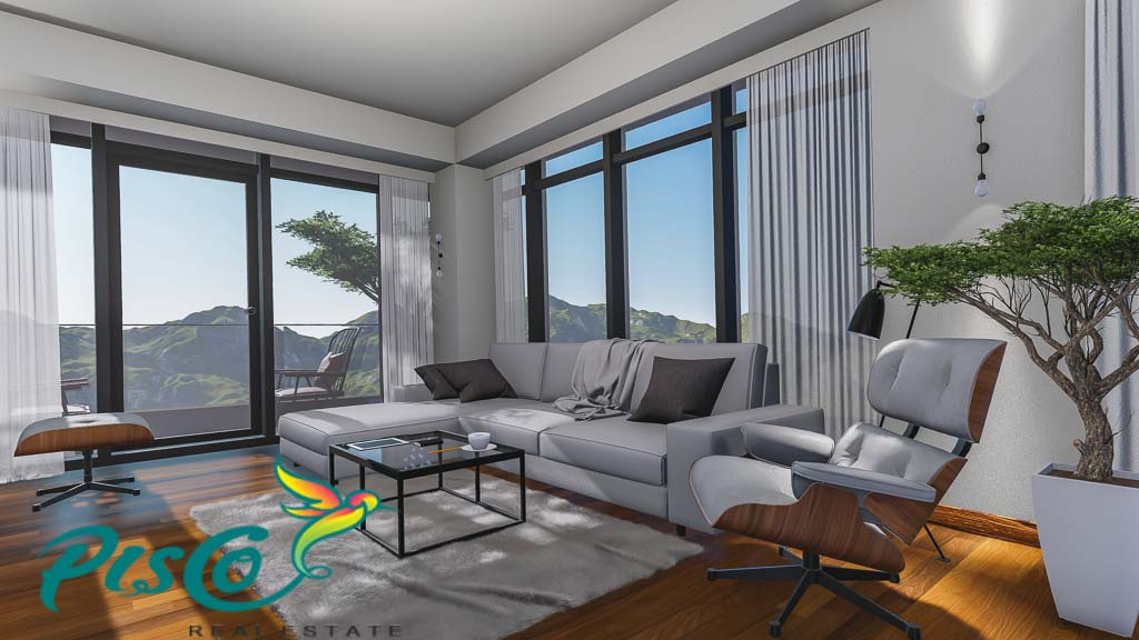 Business-residential project in Seljanovo, Tivat – SEARS residences