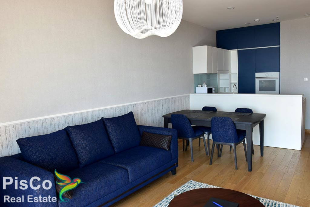 Studio apartments with beautiful sea view
