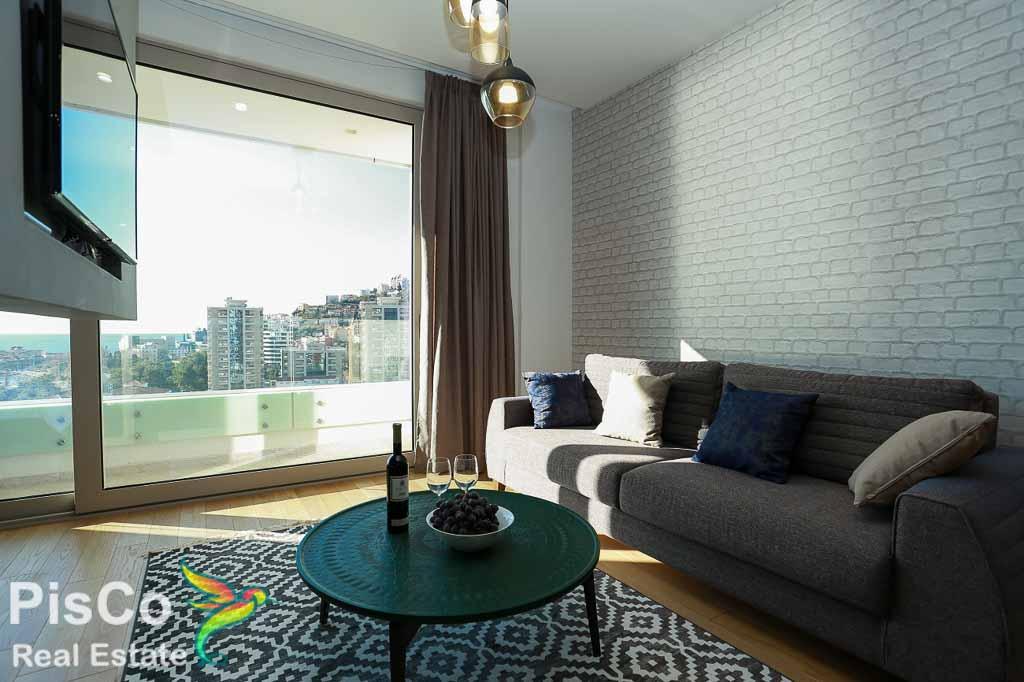 Studio apartman 47m2 sa pogledom na more