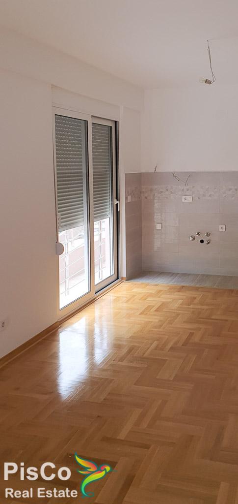 Jednosobni novi stan 46m2 na mirnoj lokaciji