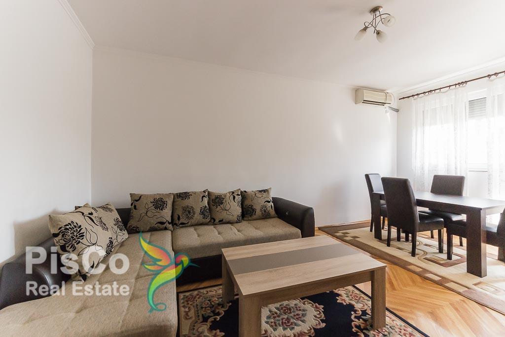 Two bedroom apartment for rent in Preko Morača | Podgorica