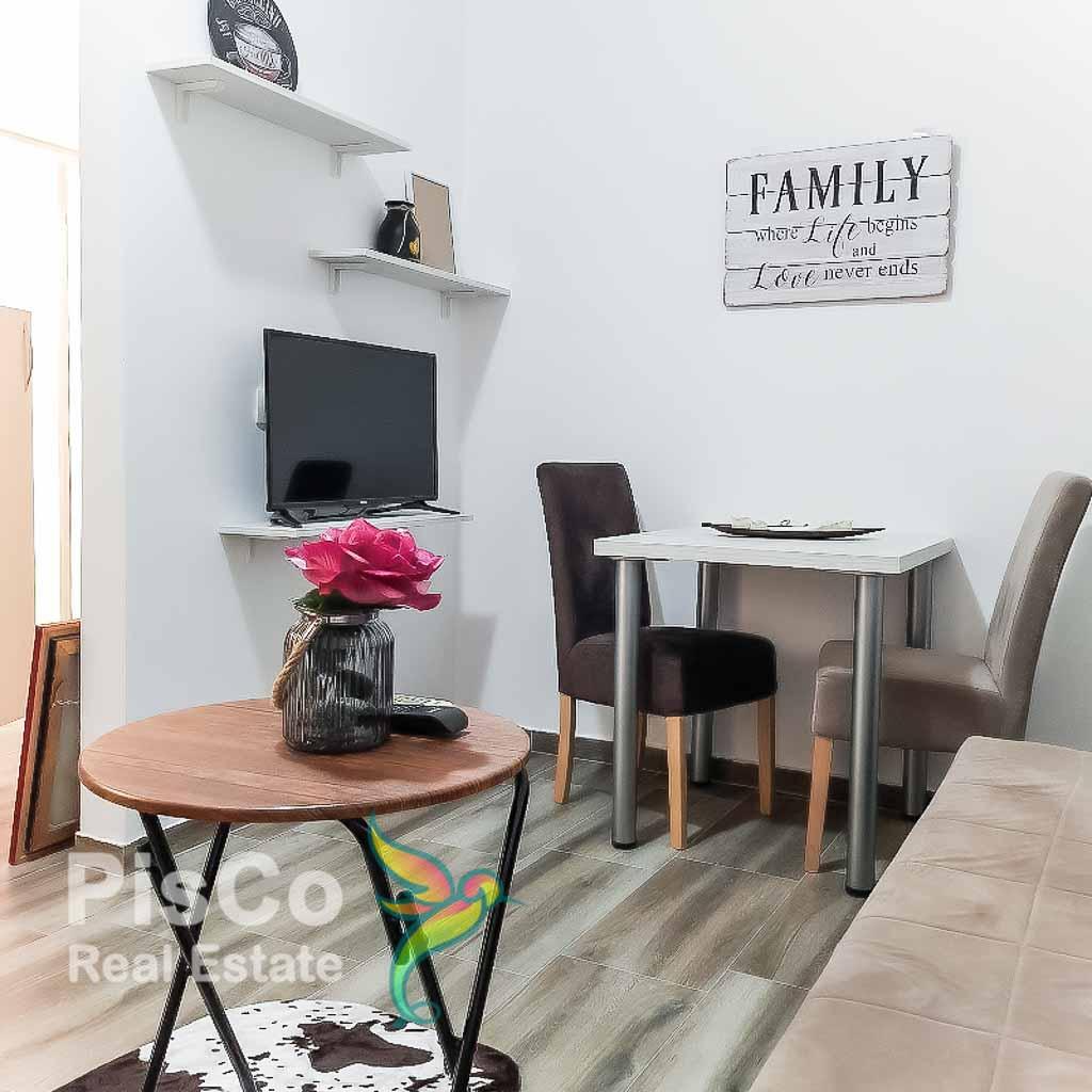Studio apartment for rent in Pobrežje Podgorica