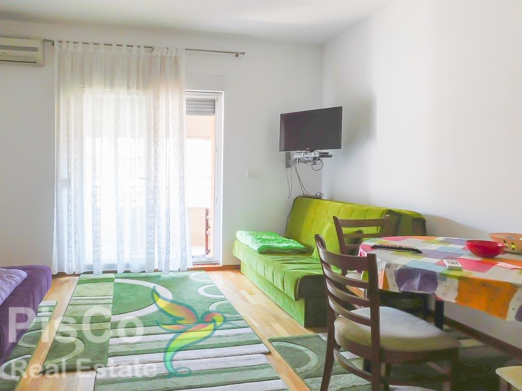 A studio apartment for rent in City Quarter   Podgorica