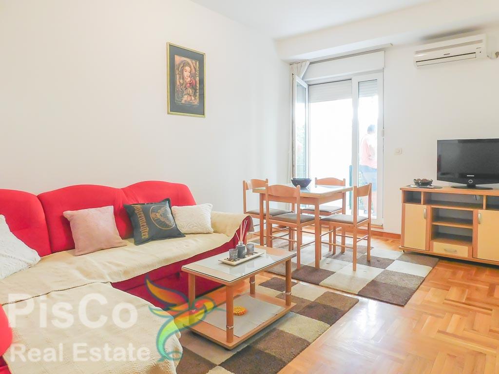 One bedroom apartment for rent near the Vizier's Bridge | Podgorica