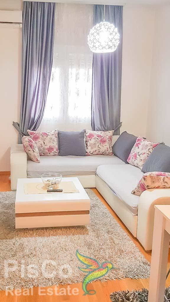 One bedroom apartment for rent below Ljubović | Podgorica