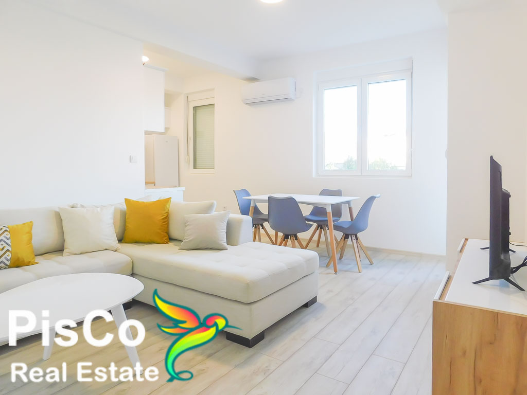 A new two-bedroom apartment is for rent behind Radoje Dakić | Podgorica