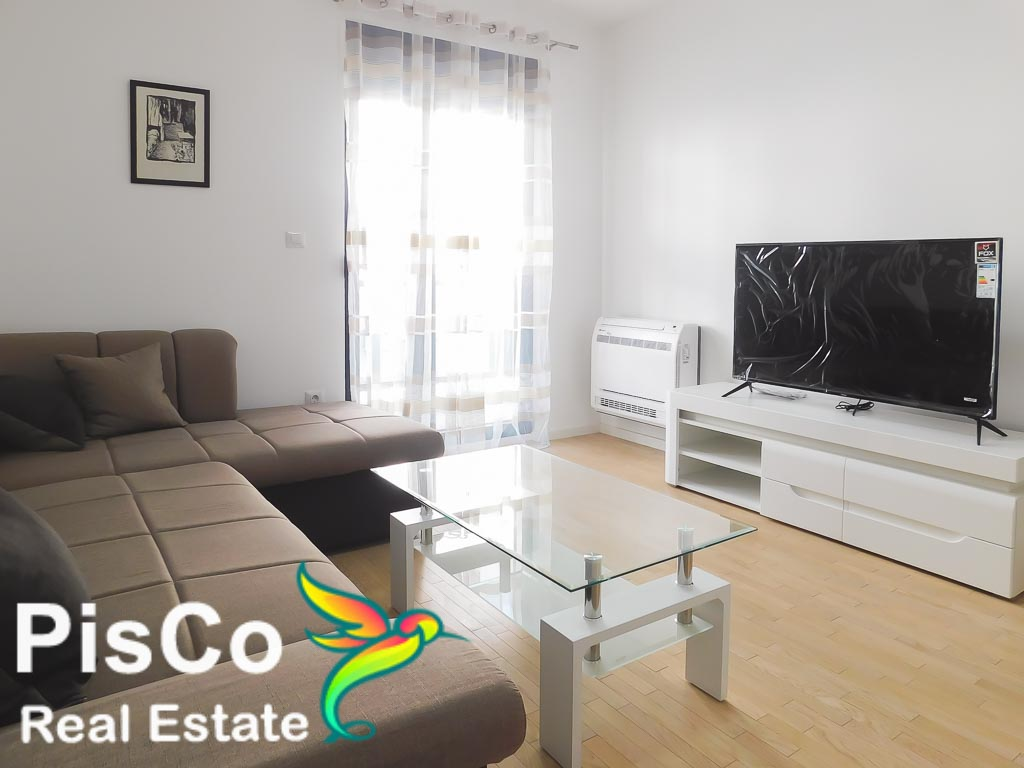 Izdaje se nov jednosoban stan u Novoj Dalmatinskoj ulici | Podgorica