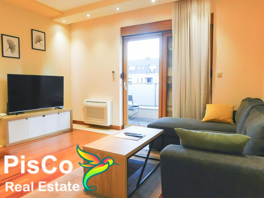 Lux two bedroom apartment for rent in the city center | Podgorica
