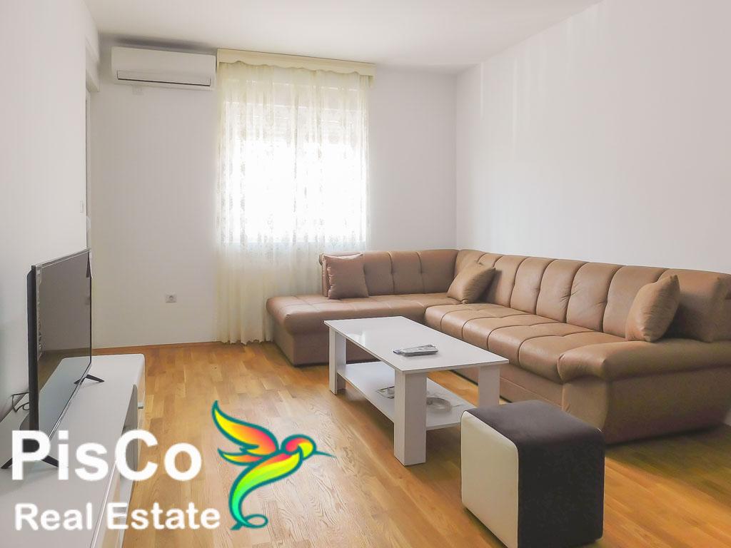 Izdaje se nov dvosoban stan na Starom Aerodromu   Podgorica