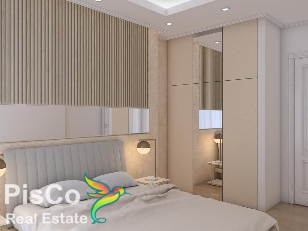 Jednosobni apartman 53,58m2 u novom kompleksu