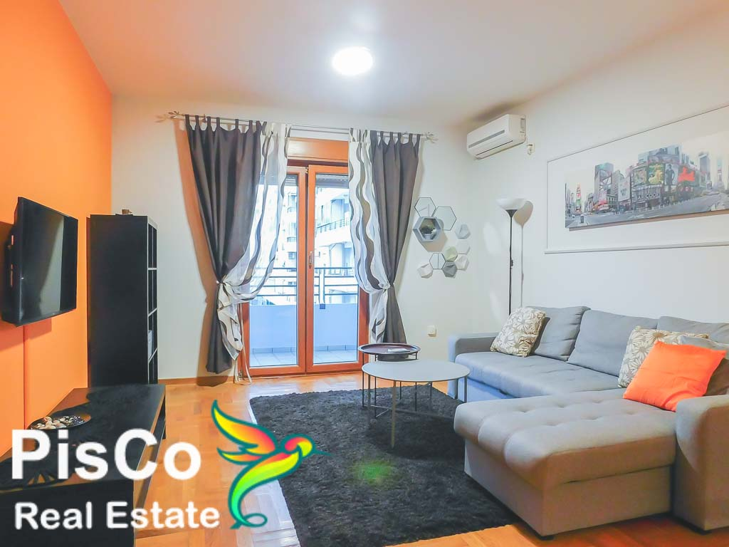 One bedroom apartment for rent in Preko Morača | Podgorica