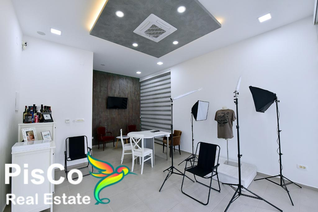 Business space for rent at the Old Airport   Podgorica