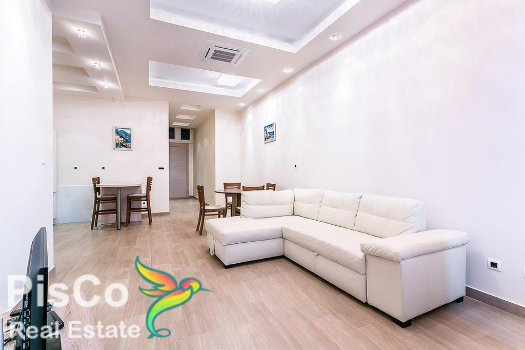 One-Bedroom Apartment with new furniture