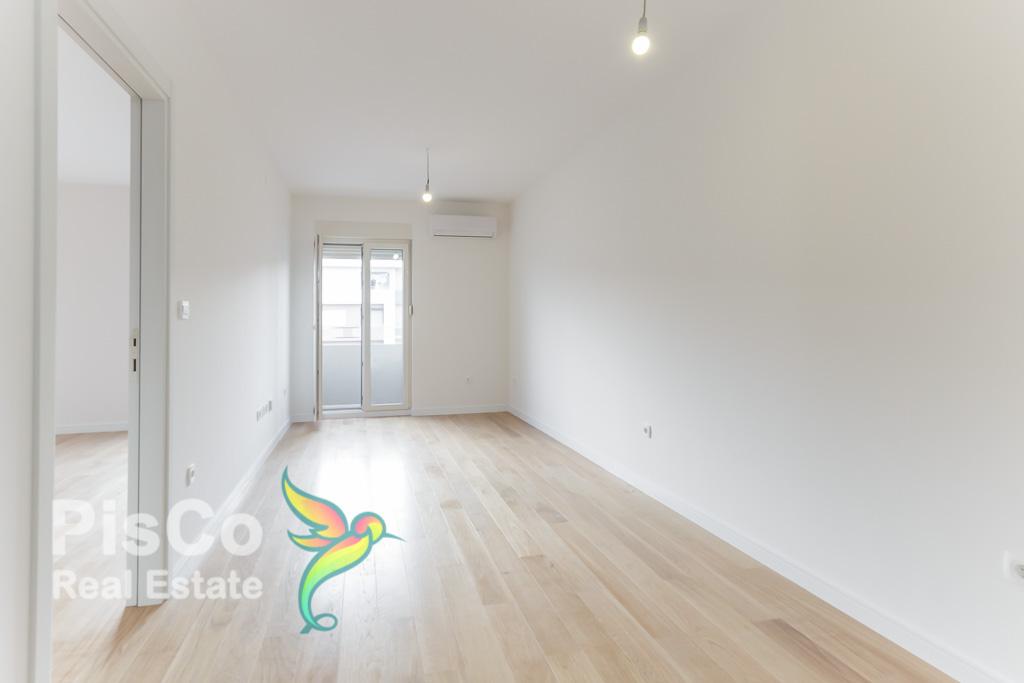 One bedroom unfurnished apartment for rent Podgorica