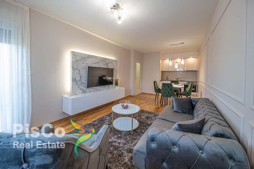 Lux one bedroom apartment for rent, building Zeta-gradnje   Podgorica