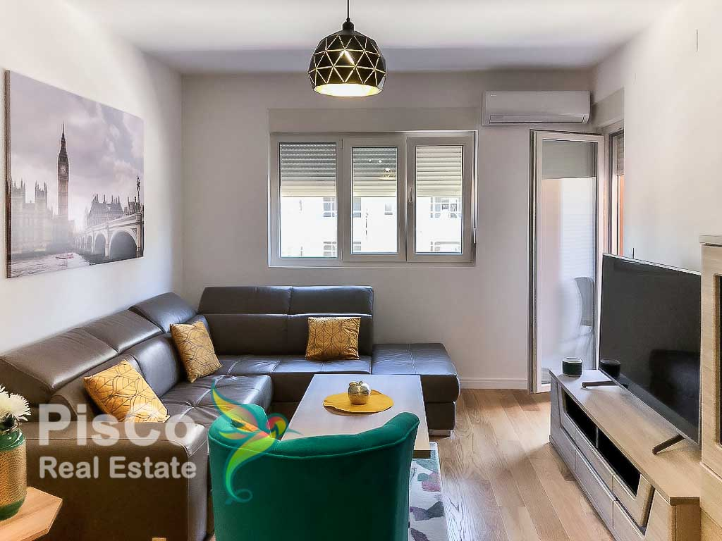 Lux two bedroom apartment for rent in Central Point | Podgorica
