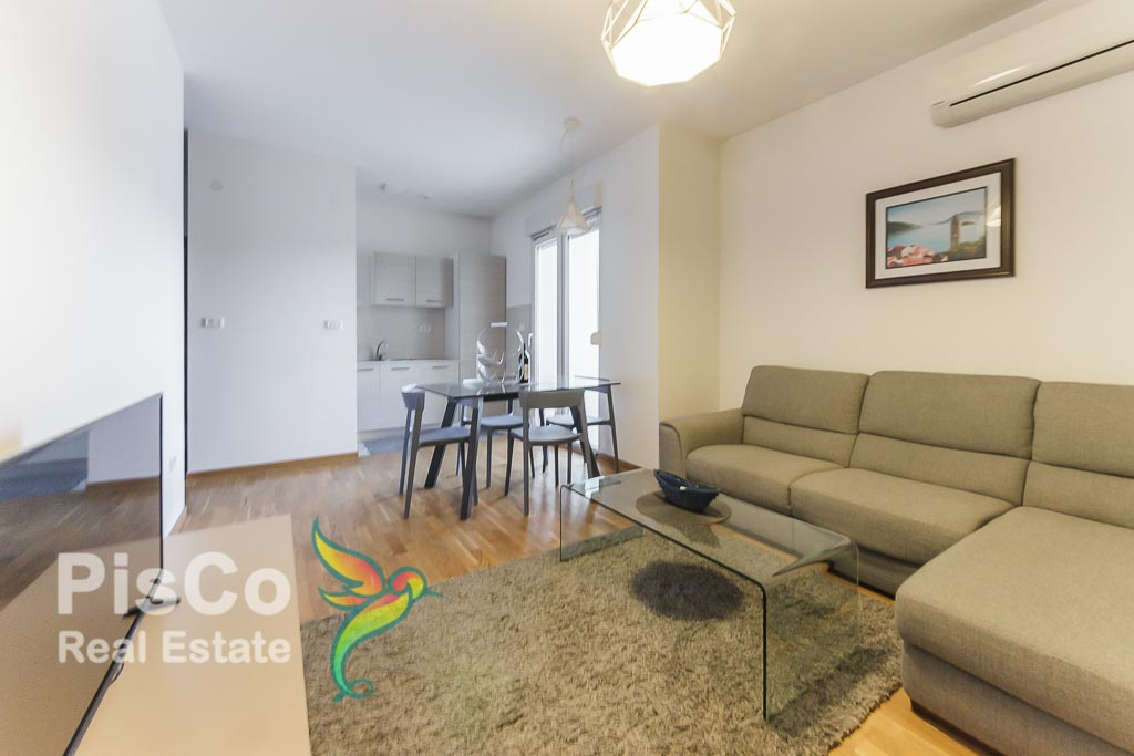 One bedroom apartment for rent in City Quarter | Podgorica