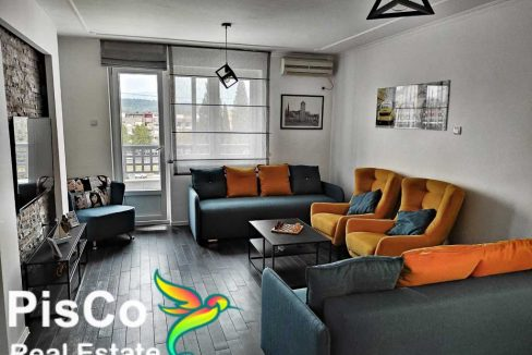 Izdaje jednosoban stan u Lepoj Kati   Podgorica